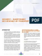 OHL Les Lignes de Transport HT
