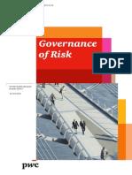 Governance of Risk