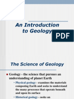 Intro Geology
