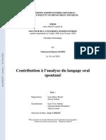 contribution à l'analyse de l'oral spontané.pdf