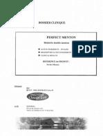 Clinical Perfect Menton English