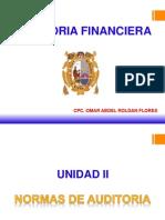 UNIDAD II NORMAS DE AUDITORIA.pptx