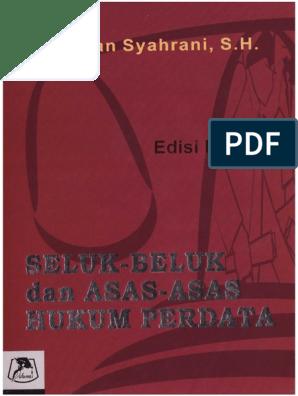 Kuh perdata lengkap pdf