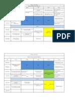 Jadwal Indera Khusus Kelas a & B