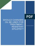 Pharmacoresistance in Epilepsy by Ishwarya Sivakumar