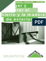 Proteger y decorar el hierro y madera de exterior.pdf