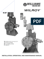 Wilroy Manual 30958