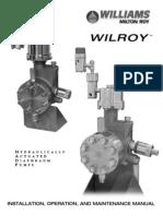 Wilroy Manual 30958