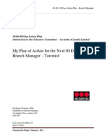 306090 Day Action Plan for Securitas Canada Limited July 30 With Financials