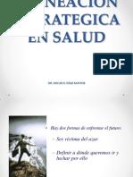 PLANEACIÓN ESTRATÉGICA EN SALUD.ppt