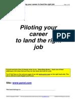 Piloting Your Career
