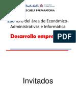 2do foro del área de Económico-Administrativas e Informática.pptx