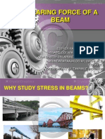 Lab's Presentation (Shear Force of a Beam)
