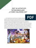 Halloween Proiect