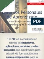 Entornos personales de aprendizaje. Aprendizajes emergentes y Aprendizajes invisibles.pdf