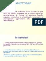 Rickettsiosi