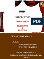 Introduction Defination Elements & History