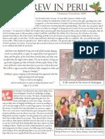 Foss December Newsletter 09