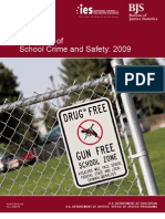 Indicators of School Crime and Safety