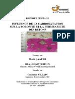 influence de la carbonatation sur la porosité et la permeabilité des béton[1].pdf