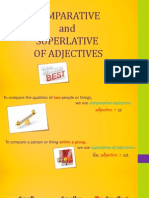 Comparative of Adjectives