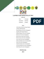 Laporan Kkn Kebangsaan 2014 (Fix)