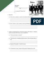 """Exercise """"The Beatles"""" e o contexto da """"Guerra Fria"""".pdf"""