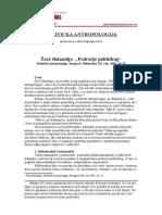 Zorz Balandje,Podrucje Politickog U Politicka Antropologija,41-75