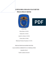 Makalah Pengorganisasian Dan Revisi Pesan