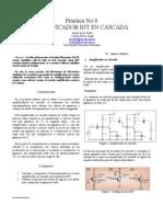P6 Amplificador cascada BJT.doc