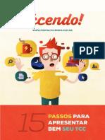 Ebook 15 Dicas para Apresentar seu TCC.pdf