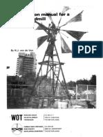 Construction Manual for a Cretan Windmill