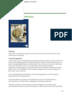 Hyperbare Zuurstoftherapie Mei 2014(1)