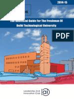 DTU Student Handbook