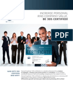 Flyer Certification Professional Usletter Web