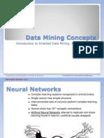 IBM SPSS Modeler-Neural Networks
