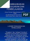 PENAMBAHBAIKAN P&P