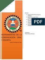 Herramientas de la comunicación oral y escrita 1.docx