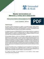 MEMORIA Y CRÍTICA DE LA EDUCACIÓN 13-14.PDF .PDF