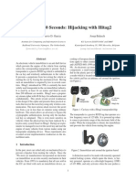 Gone in 360 Seconds Hijacking With Hitag2-USENIX 2012