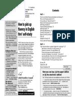 Fluentzy Handbook