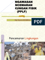 Pengawasan Pencemaran Lingkungan Fisik