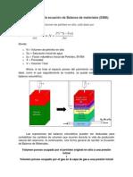 Deducción de la ecuación de Balance de materiales.docx