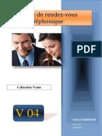 La prise de rendez-vous téléphonique.pdf