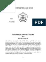 Modul Ptk Plpg Rayon 112 Unnes - 2013