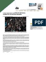 Ceden diputados a presión de televisoras; cambian ley de derechos infantiles — La Jornada.pdf