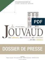 Dossier de Presse Jouvaud 2009