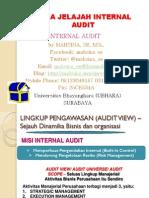 Area Jelajah Internal Audit