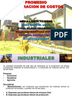 PROMEDIO- COMPARACION DE COSTOS.pptx