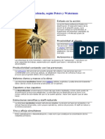 Principios de excelencia Peters y Waterman.docx